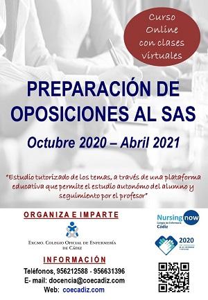 Cursos de Oposiciones 2020