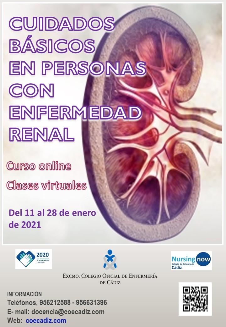 Cuidados Básicos en personas con enfermedad renal