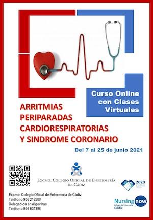 Curso de  Arritmias Peri-Parada Cardio-Respiratoria y Sindrome Coronario Agudo